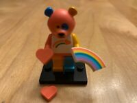 In Hand New 2019 Lego 71025 Series 19 Rainbow Bear Minifigure