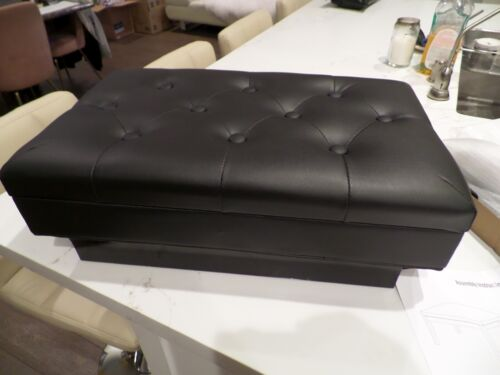 QUALITY Piano Bench ProfessionalBlack Adjustable Height Padded Seat! NEW IN BOX
