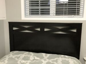 Queen size headboard
