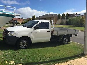 2010 Toyota Hilux Ute Kingsley Joondalup Area Preview