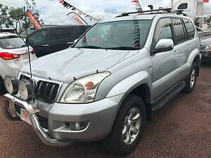 PRADO GXL TURBO DIESEL WITH 139K'S Holtze Litchfield Area Preview