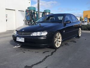 2000 Holden Commodore S Pac Manual Cheltenham Kingston Area Preview
