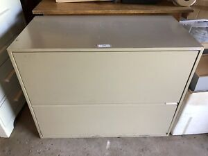 Lateral 2-Drawer Filing Cabinet
