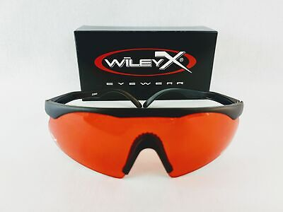 New Wiley X Red Saber Advanced Rose Lens Sunglasses