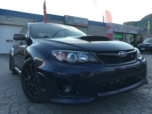 2011 Subaru Impreza WRX STi NAVI/LEATHER/SUNROOF/BLUETOOTH