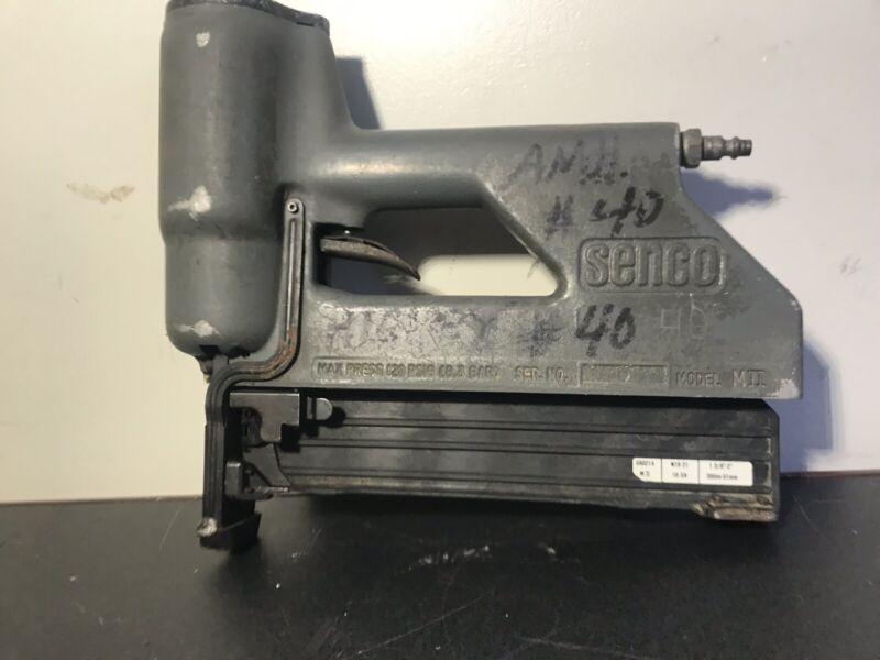 Senco Model MII / M2 Pneumatic Staple Gun