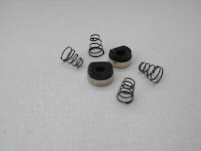 Cycle Front or Rear Fit - 2 x New Sets of Quick Release WHEEL SKEWER PARTS