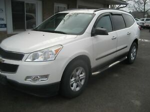 2011 Chevrolet Traverse 1LS AWD SAFE