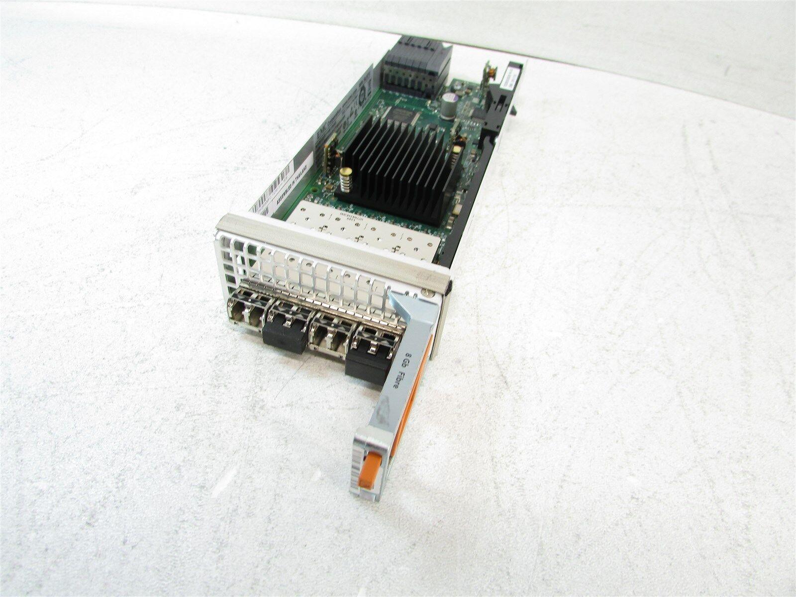 Dell EMC² RWMFC 303-092-102B SLIC12 4x 8Gb Fiber Channel 4-Port SFP I//O Module