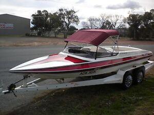 Ski Boat - Camero Sterling Pintara - $19,500 Negotiable Leeton Leeton Area Preview