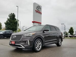 2017 Hyundai Santa Fe XL AWD|Luxury|6 Passenger|Leather|Pano Roo