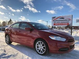 2013 Dodge Dart SXT! 4 NEW TIRES! CERTIFIED!