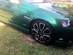 2011 Holden Commodore SV6 Series II Ingleburn Campbelltown Area Preview