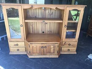 TV cabinet hutch Kingsthorpe Toowoomba Surrounds Preview