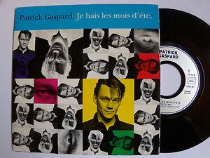Patrick Gaspard - Je Hais Les Mois D'Eté