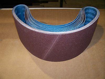 Premium Ao X-weight Sanding Belts 6 X 48 5 - Pack 40-grit