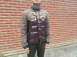 Authentic Men's Moncler Down Jacket with Fur Size 1