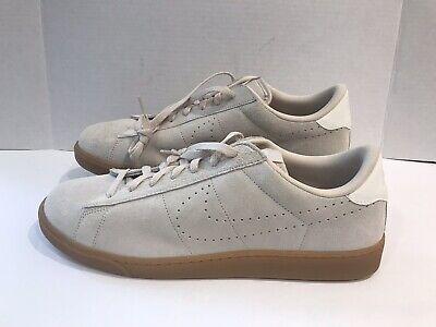 ad15eab0e09 Nuevo Nike Tenis Clásico Cs ante Beis Zapatos de ante 829351 100 Talla 13 segunda  mano