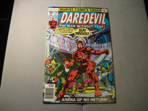 Daredevil #154 (1978, Marvel Comics)