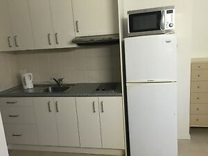 Spring Hill fully furnished unit free WiFi - quiet & bright Spring Hill Brisbane North East Preview