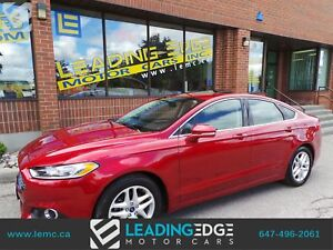 2016 Ford Fusion SE Leather, Sunroof, Navi