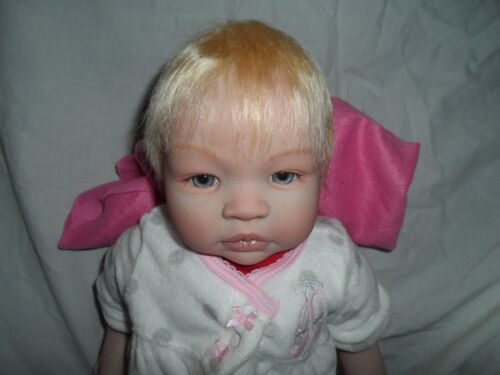 REBORN BABY GIRL SHYANN SCULPED BY ALEINA PETERSON