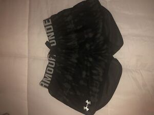 Only worn once under armour shorts