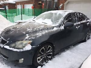Lexus IS350 2006 Fully Loaded Price Reduced !!