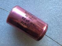 2x Mundorf ECAP70-4,7 Elko glatt Elektrolytkondensator 4,7 µF 70V DC Kondensator