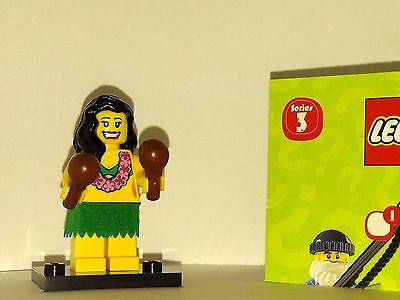 LEGO® Minifigures 8803 - Serie 3 - Hula-Tänzerin - Minifigur - NEU