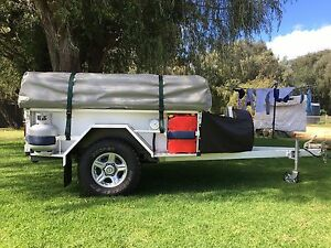 Camper trailer off road Busselton Busselton Area Preview