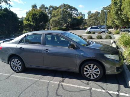 2009 Toyota Corolla CONQUEST Automatic Sedan Bruce Belconnen Area Preview