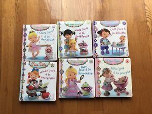 Livres pour petite fille