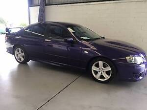 2003 Ford Falcon XR8 with FPV Kit (Low Klm's) Belmont Belmont Area Preview