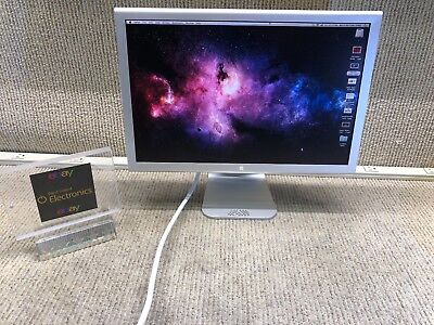 """Apple 20"""" Widescreen LCD Cinema Display 