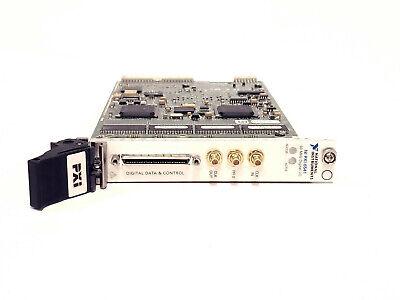 National Instruments Ni Pxi-6541 50mhz Digital Waveform Generator Analyzer