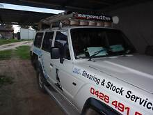 1986 Toyota LandCruiser 12HT HJ61 Diesel Turbo Auto Touring 4x4 Austral Liverpool Area Preview