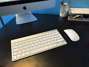 Apple magic keyboard & magic mouse