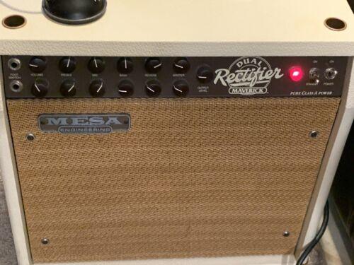 Mesa Boogie Maverick Dual Rectifier 112 Combo Amp Tube Guitar Amplifier USA