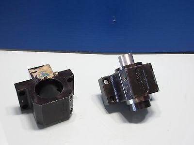 Hardinge Lathe Super Slant Sb-1h Turret Tool Block Cnc Lathe