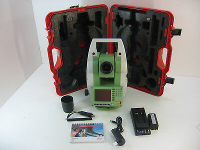 Leica Tc1202 2 Total Station Only For Surveying One Month Warranty