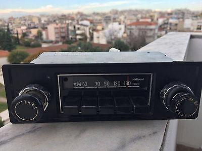 Autoradio für Oldtimer /Youngtimer Chromrahmen
