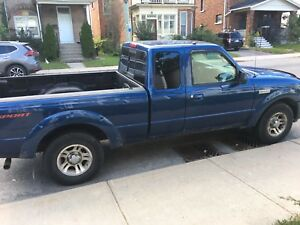 2010 Ford Ranger 'New price'