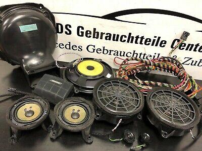 Orig. Mercedes CLK W208 A208 Cabrio BOSE Soundsystem Lautsprecher Komplett