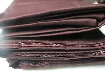 NEW Full Size Futon Burgundy Cover Covering Bed Protector