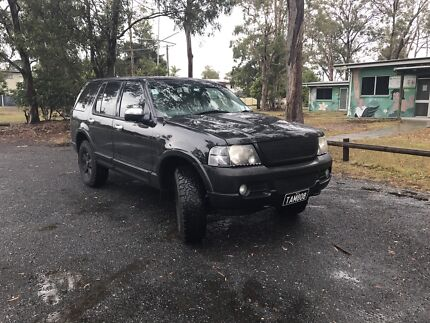 Ford Explorer 4x4  Redcliffe Redcliffe Area Preview