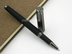 Jinhao Metal Gun black Wave stripes and new carbon fiber  Rollerball Pen