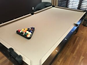 Pool table for sale!