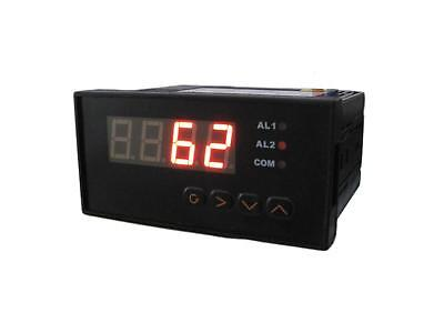 Digital Temperature Meter Universal Input With 2 Alarm Relay Output 110-220vac