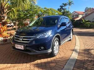 Honda CR-V 2014 DTi-S 4x4 MY14 Diesel Manual RWC Rego Dealer Warranty Yatala Gold Coast North Preview